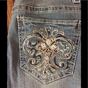 Paisley Sky Jeans - 🦋 Paisley Sky Ladies Jeans Sz 10